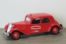 Citroen Traction Berline - Eligor 1:43 *37727