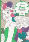 ART THERAPIE FEES 100 COLORIAGES ANTI-STRESS coloriage HACHETTE