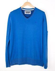 MARC O'POLO Men Organic Cotton Sweater Jumper Size L APZ473