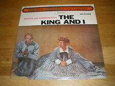THE KING AND I broadway cast LP Record - sealed