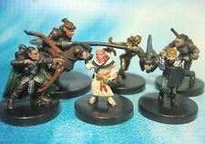 Dungeons & Dragons Miniatures Lot  Gnome Halfling Characters !!  s100
