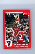 1996 TOPPS STAR MICHAEL JORDAN RC RP #24  Rare insert ROOKIE 1984