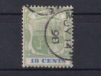 Briefmarke Mauritius MiNr. 86 gestempelt 1895