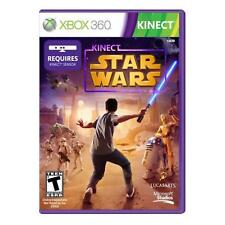 Kinect Star Wars (Xbox 360) VG TESTED Free Shipping