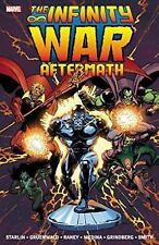 Infinity War Aftermath by Jim Starlin (2015, Paperback)