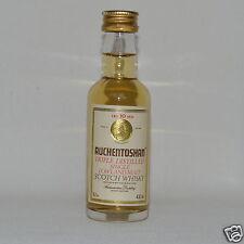 Auchentoshan 10 Years Old  Single Malt Scotch Whisky 43% 50ml Collectors Bottle