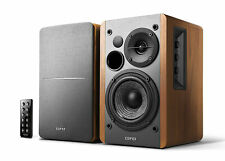 2.0 BT Soundsystem EDIFIER Studio R1280DB Braun Holz Bluetooth Lautsprecher