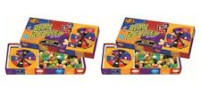 2x Jelly Belly Bean Boozled Spinner Set 3rd Edition Candy With Board Game