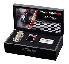 S.T. Dupont Limited Edition Ligne 2 Race Machine Lighter, 16152RM, New In Box