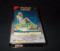 Swing Shift VHS Pal Warner Goldie Hawn Kurt Russell