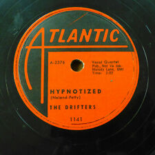 THE DRIFTERS doo-wop 78 DRIFTING AWAY FROM YOU / HYPNOTIZED Atlantic VG++ RJ 475