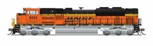 Broadway Limited 6292 N BNSF EMD SD70ACe Diesel Locomotive Sound/DC/DCC #9224