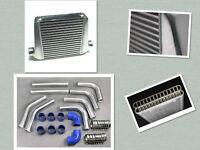 "280x300x76 mm Intercooler + 63MM (2.5"") ALUMINIUM PIPING /SILICONE kit"
