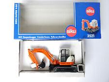 Mini Raupenbagger Excavator SCHAEFF HR 32, Siku 3521 in 1:55 boxed