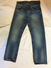 Mossimo Supply Co Cotton Straight Fit Denim Jeans Men's 26x28 NWT NEW