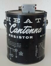 Vintage Heath Cantenna Rf Load Resistor Hn-31 (Paint Can Style)