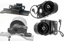 4PC ENGINE & TRANSMISSION MOUNT FOR 2004-2009 NISSAN QUEST 5 SPEED FAST SHIPPING