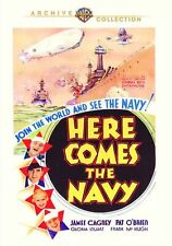 HERE COMES THE NAVY - (1934 James Cagney) Region Free DVD - Sealed