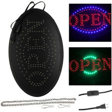 "1Pcs 23"" x 14"" Bright Animated Open Mart Shop Led Store Sign Display Neon Light"