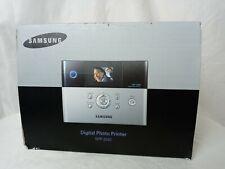 Samsung Digital Photo Printer LCD Resolution Bluetooth USB Long Life Photos