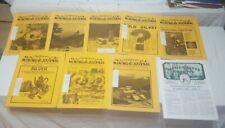 Lot of 8 Vintage CALIFORNIA MINING JOURNALS (1983-1984),2004 GPAA Magazine