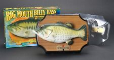 Big Mouth Billy Base Singing Fish 1998 Take Me To The River Don't Worry Be Happy