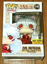 Funko Pop Animation #770 Evil InuYasha Hot Topic Exclusive