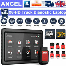 Mack Hgv Truck All System Advanced Diagnostic Tablet Tool Abs Srs Dpf Oil X6