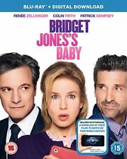 Bridget Jones's Baby Blu-ray Digital Download 2016