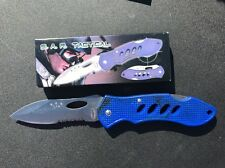 "S. A. R. Tactical Search & Rescue 4.3"" Folding Knife"