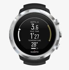 SUUNTO D5 BLACK WITH USB CABLE DIVE WATCH - SS050190000