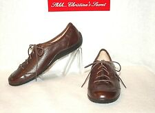 WALKING CRADLES  Loafers Shoes Brown Leather Oxfords Sz 9M * VG+++