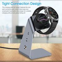 Charger Holder Stand Dock For Garmin Forerunner 745/Venu Sq/Fenix6 Smart Watch