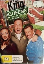 The King of Queens : Season 2 (DVD, 2007, 4-Disc Set)  BRAND NEW & SEALED