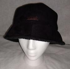 11215fcb798 Tommy Hilfiger Black Bucket Hat Cap Beanie Unisex   Mens Big Fit