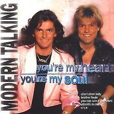 Youre my heart,youre my sou von Modern Talking (2000)