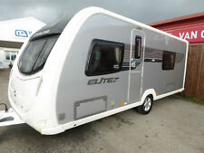 Sterling Eccles Elite Amber 4 berth 2013 Isabella awnig **FANTASTIC CONDITION**