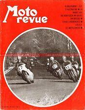 MOTO REVUE 1979 MAICO 400 de vitesse Grand Prix d'Allemagne Bourg en Bresse 1970