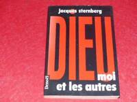 [BIBLIOTECA H.& J.OSWALD P] JACQUES STERNBERG / DIOS YO Y LOS DEMÁS 1995 EO