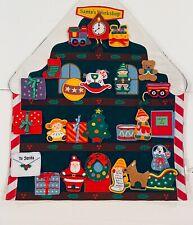 Hallmark Kids Santas Workshop Advent Calendar