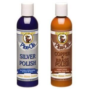 Howard Copper Brass Silver Chrome Bronze Metal Polish Cleaner Tarnish Remover
