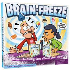 BRAIN FREEZE - the fun new award-winning strategy board game for kids 5 +