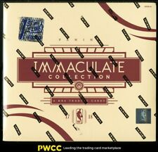 2017-18 Immaculate Collection Basketball Factory Sealed FOTL Hobby Box