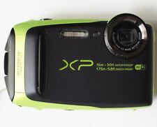 FUJIFILM FinePix XP90 16.4MP 1080P WiFi Lime Green Digital Camera