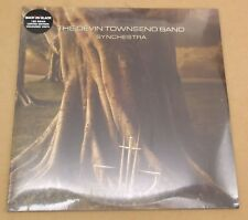 THE DEVIN TOWNSEND BAND Synchestra UK limited 180 gram brown vinyl 2-LP SEALED