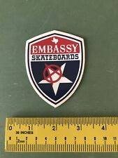 Embassy Skateboards Decal/sticker