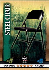 WWE Slam Attax - 10th Edition - Nr. 358 - Steel Chair - Boost