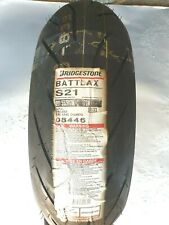 Motorradreifen Bridgestone BATTLAX S21 REAR 180/55ZR17 73W