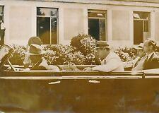 USA 1955 - Auto Garde Rapprochée Président Eisenhower Palais des Nations- PR 713