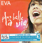 CD CARTONNE CARDSLEEVE EVA PLUS BELLE LA VIE (TV) 2t NEUF SCELLE FRENCH STICK